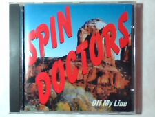 SPIN DOCTORS Off my line cd ITALY UNIQUE PICTURE SLEEVE