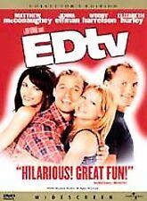 EDTV Collector's Edition DVD Matthew McConaughey ED TV NEW