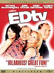 EdTV (DVD, 1999, Collectors Edition)