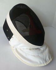 Allstar metal mesh Fencing Mask with Neck Cover guard Size Large?