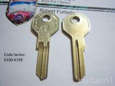 Key Blank for Vintage Porsche , Audi 1959 to 1966 (see code series) 64KK