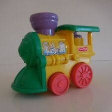 Small train FISCHER PRICE 2001 MATTEL