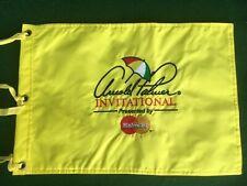 ARNOLD PALMER  INVITATIONAL  GOLF TOURNAMENT EMBROIDERED  FLAG  BAY HILL CLUB