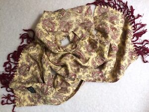 Vintage/Retro Tootal Scarf/Cravat Paisley Design