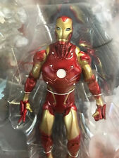Brand New IRON MAN Disney Store Exclusive Marvel Select Bleeding Edge Figurine *