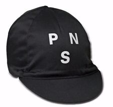 PAS NORMAL STUDIOS Cycling Cap Black Made In Italy 100% Cotton BNWT's Imported