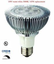 Lot of 6 UL listed High quality Cree LED recess light PAR30 10W soft white3000K