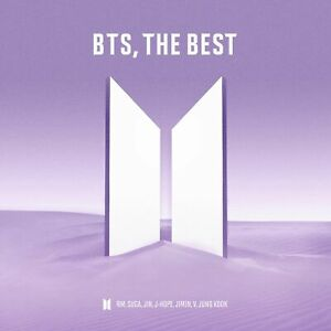 BTS Japan Best Album [BTS, THE BEST] (2CD) Regular Edition