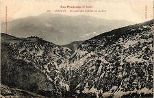 CPA   Les Pyrénées - Corsavy - Entrée des Corges de la Fou  (451505)