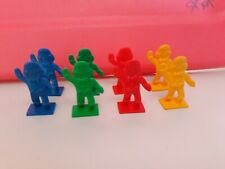 game pieces stand up gingerbread men