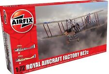 Brand New Airfix 1:72nd échelle Royal Aircraft Factory BE2c Model Kit.