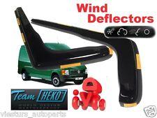 Volkswagen LT  1996 - 2006   Wind deflectors 2.pc  HEKO  31163  STICKING