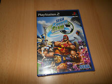 Sega CALCIO SLAM ps2. SONY PLAYSTATION 2. PAL NUOVO SIGILLATO
