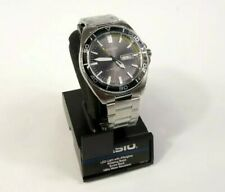 Casio MTD120D Men's Analog Stainless Steel Sports Watch Silver 50m Diver New