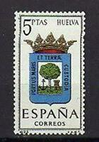 A7742) Spain 1963 Scott #1067 MNH Coat Of Arms Huelva 1v