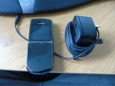 Nokia Sirocco 8800 - Black (Unlocked) Mobile Phone