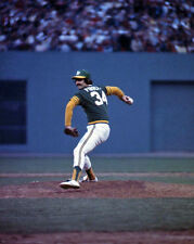 Oakland Athletics ROLLIE FINGERS Glossy 8x10 Photo MLB Baseball Poster Print