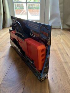 NERF Roblox MM2 Shark Seeker Dart Blaster 3 Mega Darts New 2021 With Code.