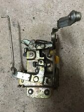 Subaru DL GL Right Front Door Latch from 1983 GL Wagon