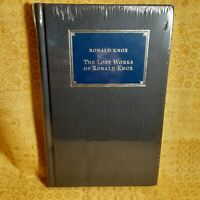 Ronald Knox ~ THE LOST WORKS OF RONALD KNOX ~ Heirloom Ed. ~BRAND NEW &SEALED