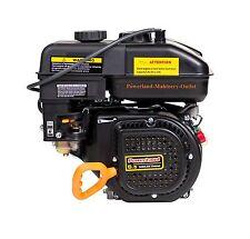 PowerLand PD200 6.5HP Go Kart Log Splitter Gas Engine- Recoil Start
