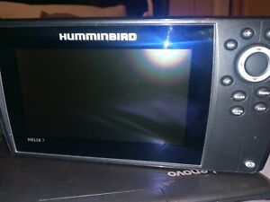 Humminbird HELIX7 CHIRP SI GPS G2 NAV. Head Unit Only!