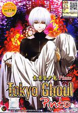 Tokyo Ghoul : Pinto Anime DVD  (English Subtitle)