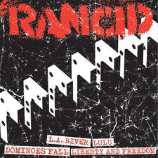 "RANCID - Let The Dominoes Fall #4 - L.A. River 7"" Vinyl LP - Operation Ivy NEW"