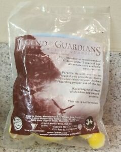 Burger King Toy ~ Legend of the Guardians ~ Kludd Owl The Owls Of Ga'Hoole ~ NIP