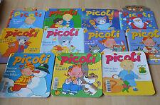 lot 11 magazines PICOTI - pour les bébés poussins