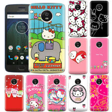 Dibujos Animados Anime Hello Kitty Cat Lindo Japón Teléfono Estuche Cubierta Para Motorola ZTE & OPPO