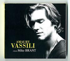 DOUBLE 2 CD ★ AMAURY VASSILI CHANTE MIKE BRANT ★ ALBUM 2014