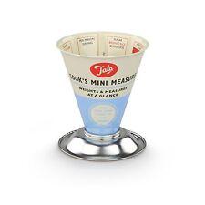 Tala Originals Retro Style Cook's Mini Dry Measure - Blue