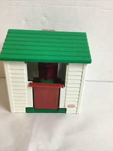 Little Tikes Mini Dollhouse Cozy Cottage Playhouse Vintage Clubhouse Shed