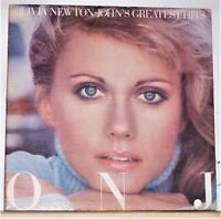 Olivia Newton John - Greatest Hits - 1977 Vinyl LP Record Album