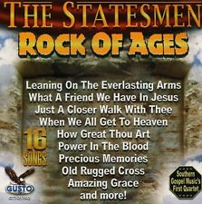 The Statesmen - Rock of Ages [New CD]