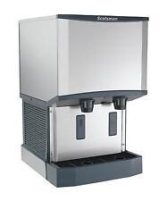 Scotsman Hid525a 1 500lb Nugget Meridian Ice Maker Dispenser Air Cooled