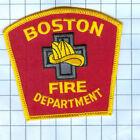 Fire Patch - Boston