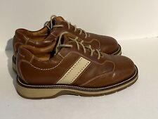 Johnson Murphy Passport Mens Shoes Size 8 Brown