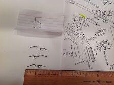 LV Wolf Ultramatic Pistol trigger assy spring #5 (4)