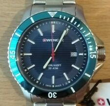 WENGER by VICTORINOX SWISS ARMY. WATCH SWISS MADE 200M Water resistant.