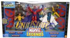X-MEN Marvel Legends 5-Figure Deluxe Boxed Set w/Rogue