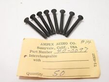 """(1) Ampex 1.5"""" Philips Screw for Audio Tape Recorder Reel-to-Reel (VINTAGE NOS)"""