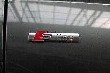 Original Audi S-Line Schriftzug Audi S-Line Emblem 8N0853601A