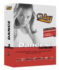 eJay Dance 3 Software for create Dance music, Latin, Trance BigBeat, win 10 pc.
