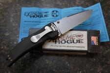 Couteau Hogue EX-03 Tactical Drop Point 154CM Manche Polymère Button USA HO34350