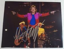 MICK JAGGER Hand Signed Autographed 8x10 Photograph AUTOGRAPH The Rolling Stones