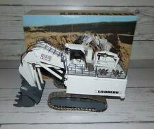 RARE Conrad Liebherr Litronic 996 Shovel Excavator 1/50 white
