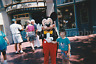 Mickey Mouse FOUND PHOTOGRAPH Color FREE SHIPPING Original VINTAGE Disney 7711