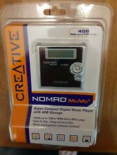 Creative Labs Nomad MuVo2 4Gb Mp3 Player (New)